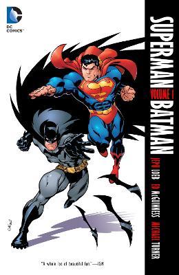 Superman Batman Superman/Batman Volume 1: Public Enemies TP Public Enemies Volume 1 by Jeph Loeb