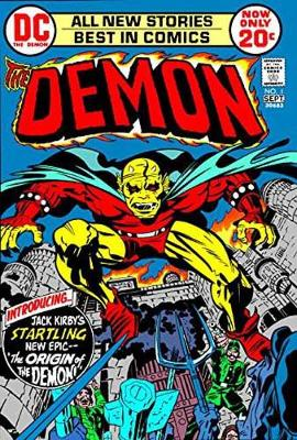 Demon By Jack Kirby by Jack Kirby