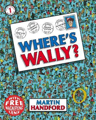 Where's Wally? #1 by Martin Handford