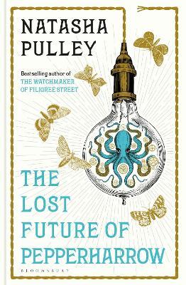 The Lost Future of Pepperharrow book