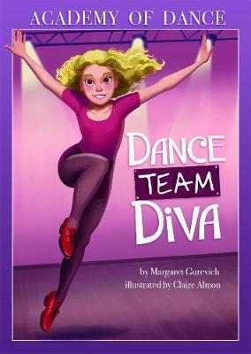 Dance Team Diva by Margaret Gurevich