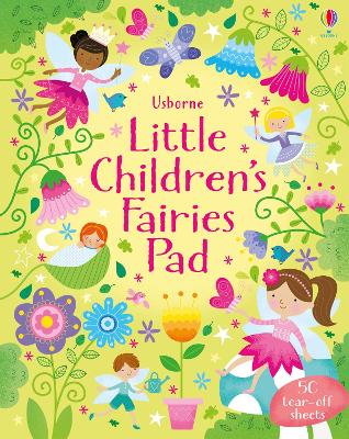 Little Children's Fairies Pad by Kirsteen Robson