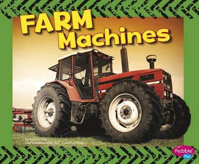 Farm Machines by Kathryn Clay