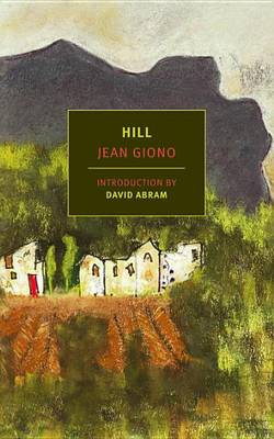 Hill by Jean Giono