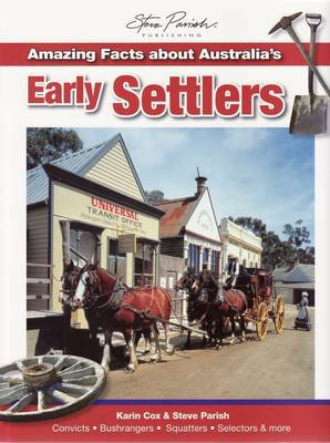 Amazing Facts About Australia's Early Settlers book