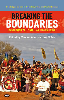 Breaking the Boundaries by Yvonne Allen