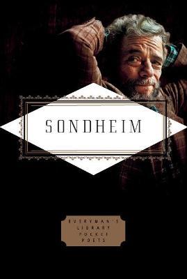 Sondheim: Lyrics book