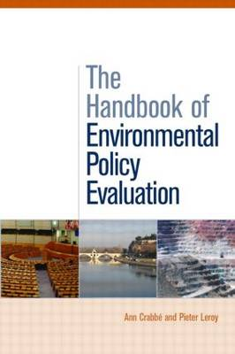 The Handbook of Environmental Policy Evaluation by Ann Crabb