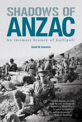 Shadows of ANZAC book