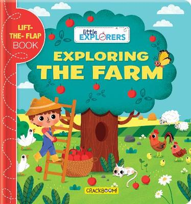 Little Explorers: Exploring the Farm: (A Lift the Flap Book) by Sonia Baretti