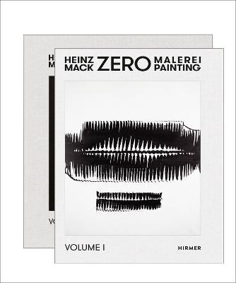 Heinz Mack: Zero book