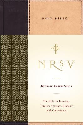 New Revised Standard Version Holy Bible No Apocrypha by