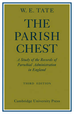 Parish Chest book