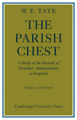Parish Chest book