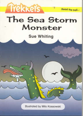 Sea Storm Monster by Sue Whiting