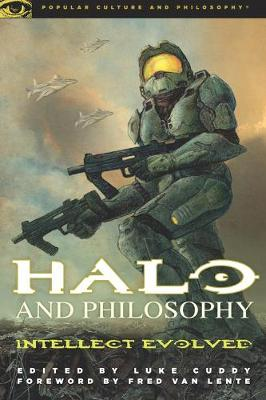 Halo and Philosophy book