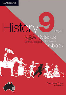 History NSW Syllabus for the Australian Curriculum Year 7 Stage 4 Bundle 2 Textbook and Workbook by Ken Webb