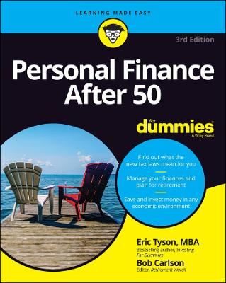 Personal Finance After 50 For Dummies book