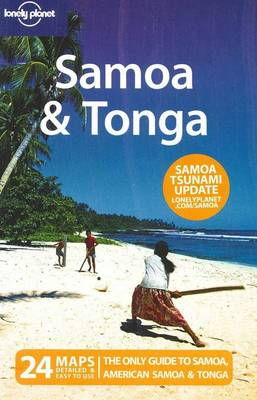 Samoa and Tonga by Peter Dragicevich