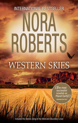 SONG OF THE WEST/BOUNDARY LINES by Nora Roberts