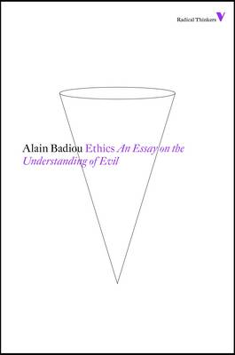 Ethics by Alain Badiou