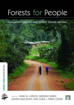 Forests for People by Anne M. Larson