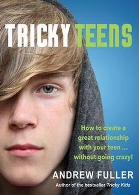 Tricky Teens book