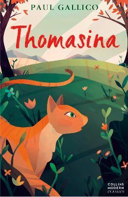 Thomasina book