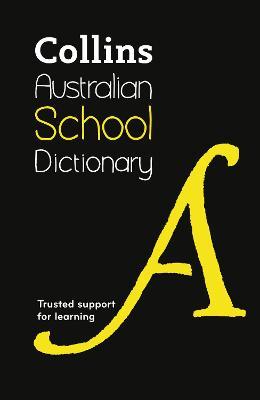 Collins Australian School Dictionary book