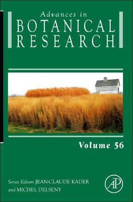 Advances in Botanical Research book