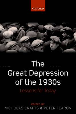 Great Depression of the 1930s book