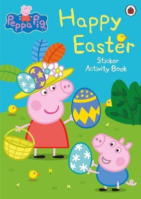 Peppa Pig: Happy Easter book