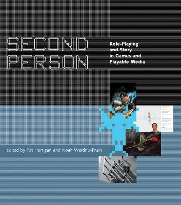Second Person by Pat Harrigan