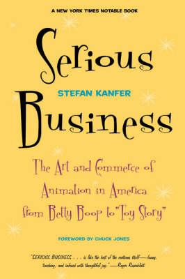 Serious Business by Stefan Kanfer