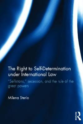 Right to Self-determination Under International Law book