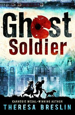 Ghost Soldier book