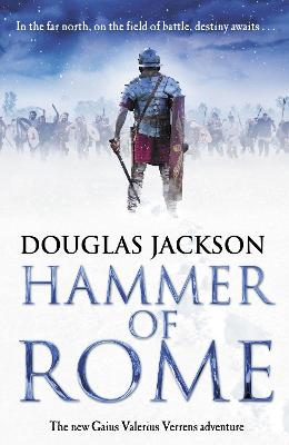 Hammer of Rome book