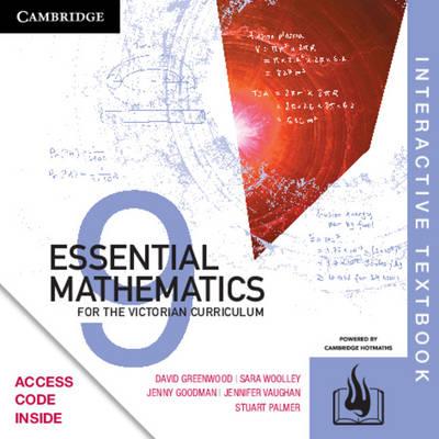 Essential Mathematics for the Victorian Syllabus Year 9 Digital (Card) by David Greenwood