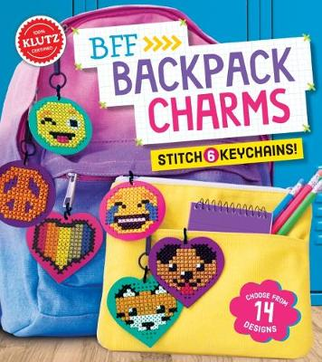 BFF Backpack Charms by Editors of Klutz