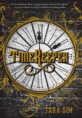 Timekeeper book