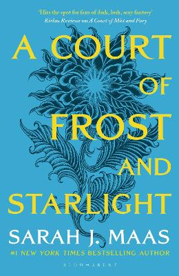 A Court of Frost and Starlight: The #1 bestselling series by Sarah J. Maas