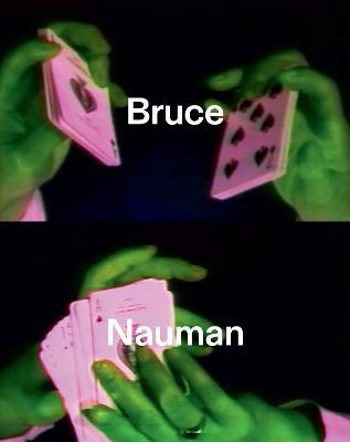 Bruce Nauman by Andrea, Nicholas Lissoni, Serota