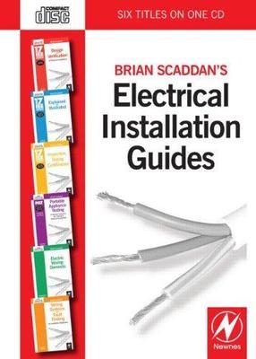 Brian Scaddan's Electrical Installation Guides CD by Brian Scaddan