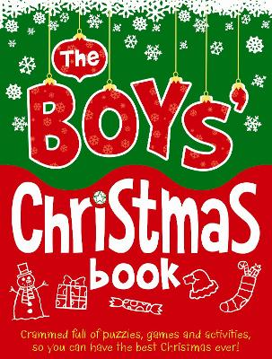 The Boys' Christmas Book by Tracey Turner