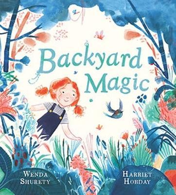Backyard Magic book
