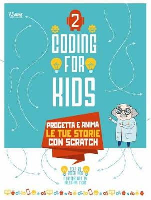 Coding for Kids: Animated Stories by Johan Aludden