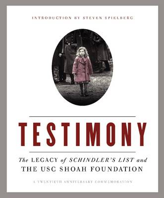 Testimony by Steven Spielberg