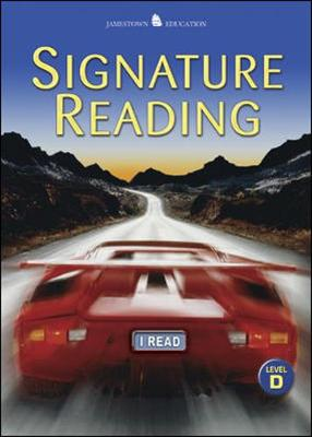 Signature Reading by Glencoe/ McGraw-Hill - Jamesto