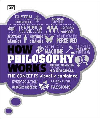 How Philosophy Works: The concepts visually explained book
