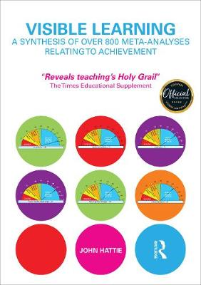 Visible Learning by John Hattie